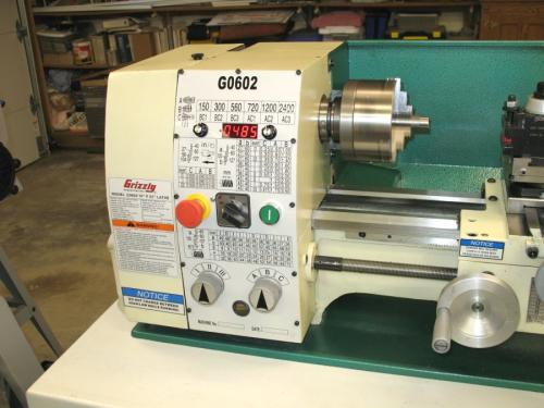 How to add a 3 phase motor and vfd to a 10x22 lathe for Vfd for three phase motor