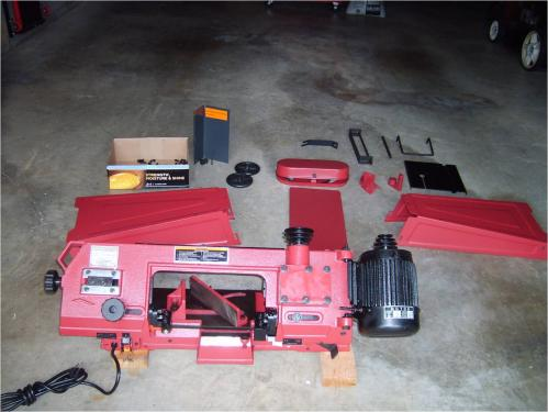 harbor freight bandsaw stand. jscott harbor freight bandsaw stand a